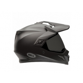 Moto helma BELL MX-9 Adventure Solid Matte Black - M