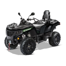 Arctic Cat Alterra TRV 700i