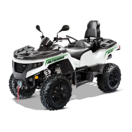 Arctic Cat ALTERRA TRV 1000i XT EPS