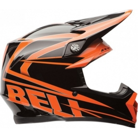 Moto helma Bell Moto-9 Tracker Orange
